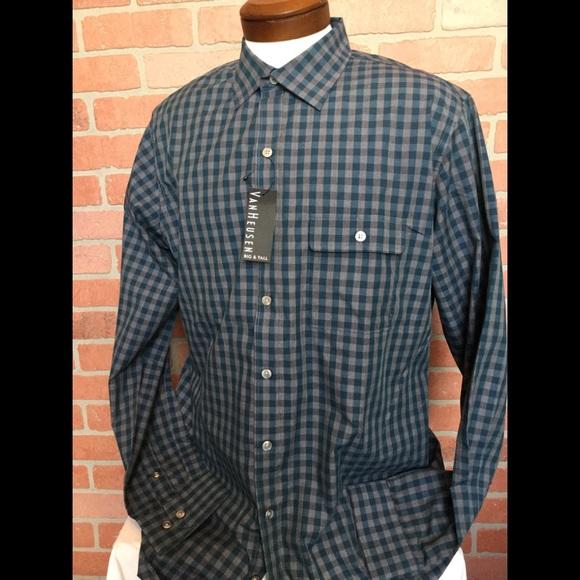 dcdca9593c61 Van Heusen Shirts